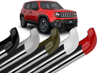 Estribo Jeep Renegade - Lateral Plataforma - Com Grafia