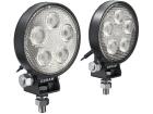 Farol de Milha Neblina Osram LEDriving Round VX70-SP 12/24V 8W