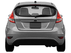 Friso do Porta-Malas para Ford Fiesta Hatch 2012 / 2013