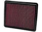 Filtro de Ar K&N Inbox 33-2448 para Azera e Optima 12/14 Sonata Santa Fe Sorento 11/14