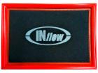 Filtro de Ar Inflow Renault Kwid 1.0 12V - Inbox Esportivo Lavável