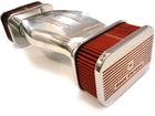 Filtro Duplo Fluxo para V8 Carburador Motorcraft Quadrijet RC326CR