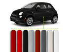 Friso Lateral para Fiat 500 Pintado