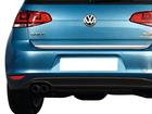 Friso de Porta-Mala Volkswagen Novo Golf
