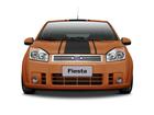 Grade Aço Inox Ford Fiesta 07/10 Modelo Filetes COM logotipo