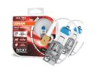 Lâmpada Osram Night Breaker Laser Next Generation H3 Branca Par 3900K 55W +150% Iluminação Alcance 150m Luz 20% Mais Branca