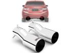 Par Ponteiras de Escapamento Honda Civic 12/16 Special sem Borda - Outs