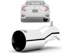 Ponteira de Escapamento Honda Civic 17/.. Special sem Borda - Outs