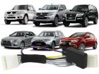 Desbloqueio de Tela em Movimento Mitsubishi - Zendel