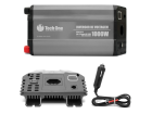 Inversor de Voltagem 12V para 110V 1000W Sinusoidal - TechOne