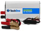 Inversor de Voltagem 500W 12V - 220V TechOne
