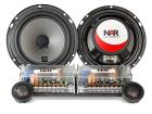 Kit 2 Vias 6 Polegadas NAR Áudio PP Série 2 55 WRMS 600-CS-2
