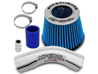 Intake Race Chrome Air Cool HB20 HB20S HB20X 1.6 - Azul