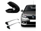 Bagageiro para Renault Sandero 15/.. Maleiro de Teto SportRack + Rack Projecar