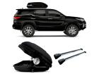 Bagageiro para Toyota Hilux SW4 16/.. Maleiro de Teto SportRack + Rack Travessa Larga Projecar