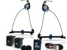 Kit Vidro Elétrico Sensorizado para Gol Saveiro Parati Voyage Quadrado 2P