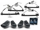 Kit Vidro Elétrico Sensorizado para Hyundai HB20 Completo