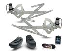 Kit Vidro Elétrico Sensorizado para March Versa 2011/.. Dianteiro