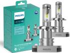 Lâmpada Ultinon LED H4 Philips 6200K 23W + 160% Iluminação