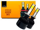 Lâmpada Super LED H1 8000K 12V 6400LM Chip FlipCOB - Code