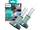 Lâmpada Philips Ultinon Pro5000 LED H3 6000K + 160% Iluminação