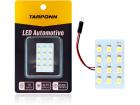 Lâmpada Interna T10 69 12 LED F-3528 c/ 2 Conectores - Tarponn