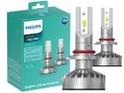 Lâmpada Philips Led Ultinon HB4 / HB3 Par 6000K Farol Neblina + 160% Iluminação