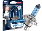 Lâmpada Philips Crystal Vision Ultra H4 Super Branca 35/35W 4300K - Para Moto