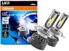 Super LED Osram H4 6000K 25W - Cool Blue Intense