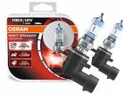 Lâmpada Osram Night Breaker Unlimited HB3 (9005) Branca Par 3900K 60W +110% Iluminação