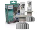Lâmpada Philips Ultinon Pro5000 LED H4 6000K + 160% Iluminação