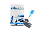 Lâmpada Super Branca H27 881 12V 27W 8500K - TechOne Unidade