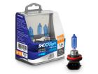 Lâmpada Super Branca H11 12v 55W PGJ19-2 8500K - Shocklight