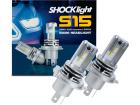 Par Lâmpada Led H4 6000K 12V 40W 8400LM ShockLight Nano S15