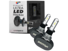 Lâmpada Ultraled Titanium H3 6000k 12v 50W 5000lm - Shocklight