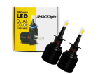 Lâmpada Super LED Dual Color H1 12v 25W 4000lm - Shocklight