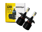 Lâmpada Super LED Dual Color H4 12v 25W 4000lm - Shocklight