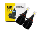 Lâmpada Super LED Dual Color HB3 (9006) 12v 25W 4000lm - Shocklight