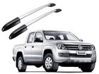 Longarina para Volkswagen Amarok - Projecar Prata