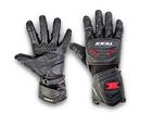 Luva Motociclista Texx Iron Touch Finger Preta G/L