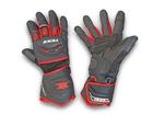 Luva Motociclista Texx Iron Touch Finger Vermelha P/S