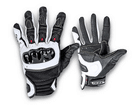 Luva Motociclista Texx Sierra Touch Finger Branca GG/XL
