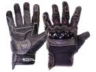 Luva Texx Sierra Touch Finger Preta L