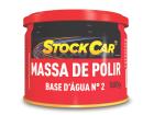 Massa de Polir a Base D'Água Stock Car para Riscos e Manchas 500g Nº 2