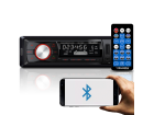 Media Receiver com Bluetooth Mp3 Player Automotivo Roadstar RS2709BR - Controle Remoto
