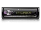 Media Receiver Pioneer MVH-X3000BR USB Bluetooth Rádio Interface Android Iphone Controle Remoto 2 Saídas RCA Auxiliar Spotify Comando de Volante