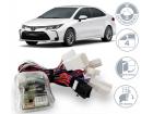 Módulo Automação FCT VRD TY-CR 4.4 Corolla 2020 Abertura Fechamento Vidros pelo Controle + Rebatimento Retrovisor + Tilt-down