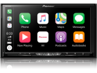 Central Multimídia Pioneer DVD Player TV Digital Wi-Fi Android Apple CarPlay Tela Retrátil 7 Polegadas AVH-Z9280TV