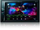 Pioneer DMH-G228BT Media Receiver Automotivo 2DIN 6,2pol USB Bluetooth Câmera de Ré Controle Remoto 2 RCA Comando Volante Android