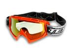 Óculos Motocross Texx FX-1 Vermelho com Lente Iridium